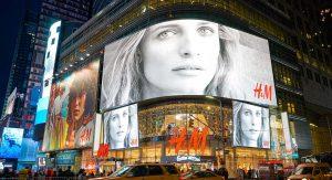 H&M Adopts Sustainability
