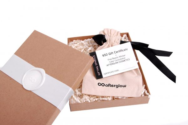 Gifting Sparkle - Afterglow Gift Certificate