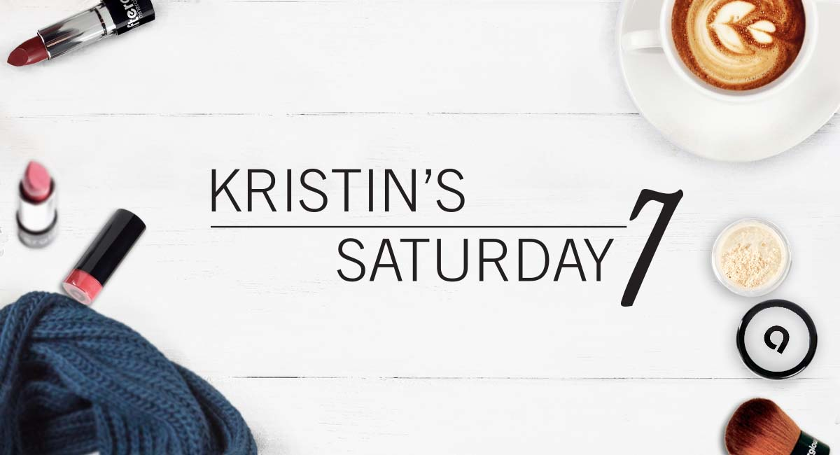 Winter Kristin's Saturday 7